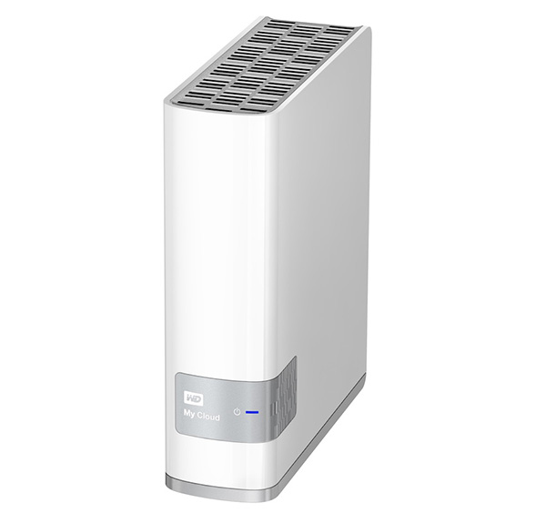 Available in 2TB, 3TB and 4TB capacities, the WD My Cloud is Western Digital's personal cloud storage solution for mainstream users.