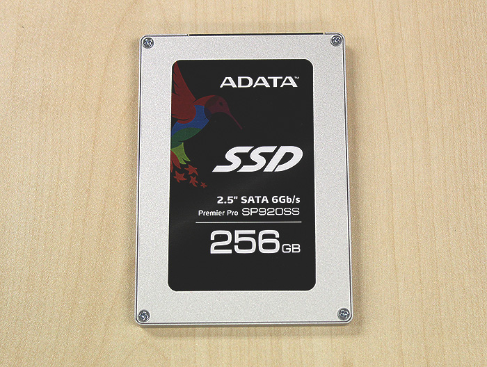 The ADATA Premier Pro SP920SS is the first drive outside of Crucial to use Micron's new 128Gbit NAND.