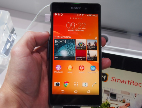 Sony launched the Xperia Z2 at Mobile World Congress 2014 last week.