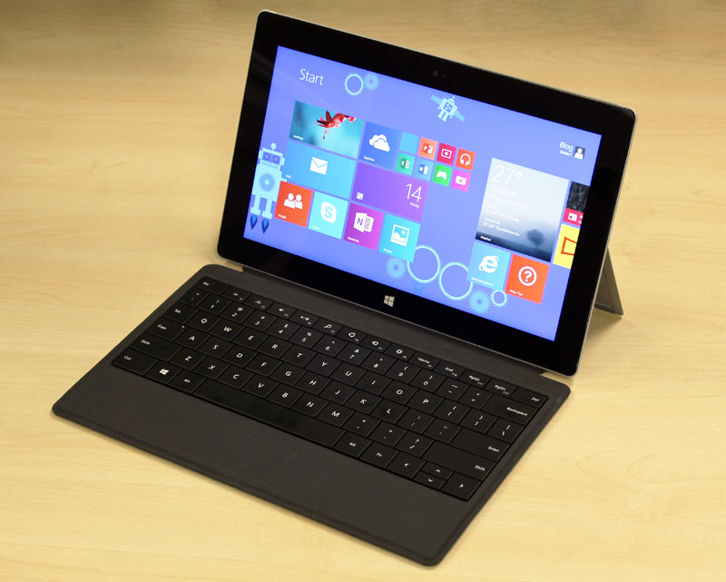 One of the best examples of a tablet that can also be used as a notebook - but is putting up with Windows RT worth it?