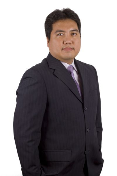 Nigel Tan, Symantec Malaysia's Systems Engineering Director.