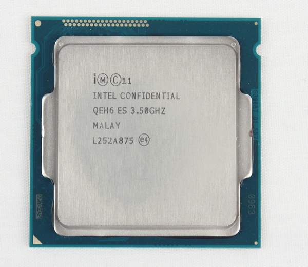 The Intel Core i7-4770K processor boasts of an updated microarchitecture that brings about better power efficiency. It also has an updated Intel HD 4600 graphics core that enough features and firepower to put all entry-level discrete graphics cards out of business.