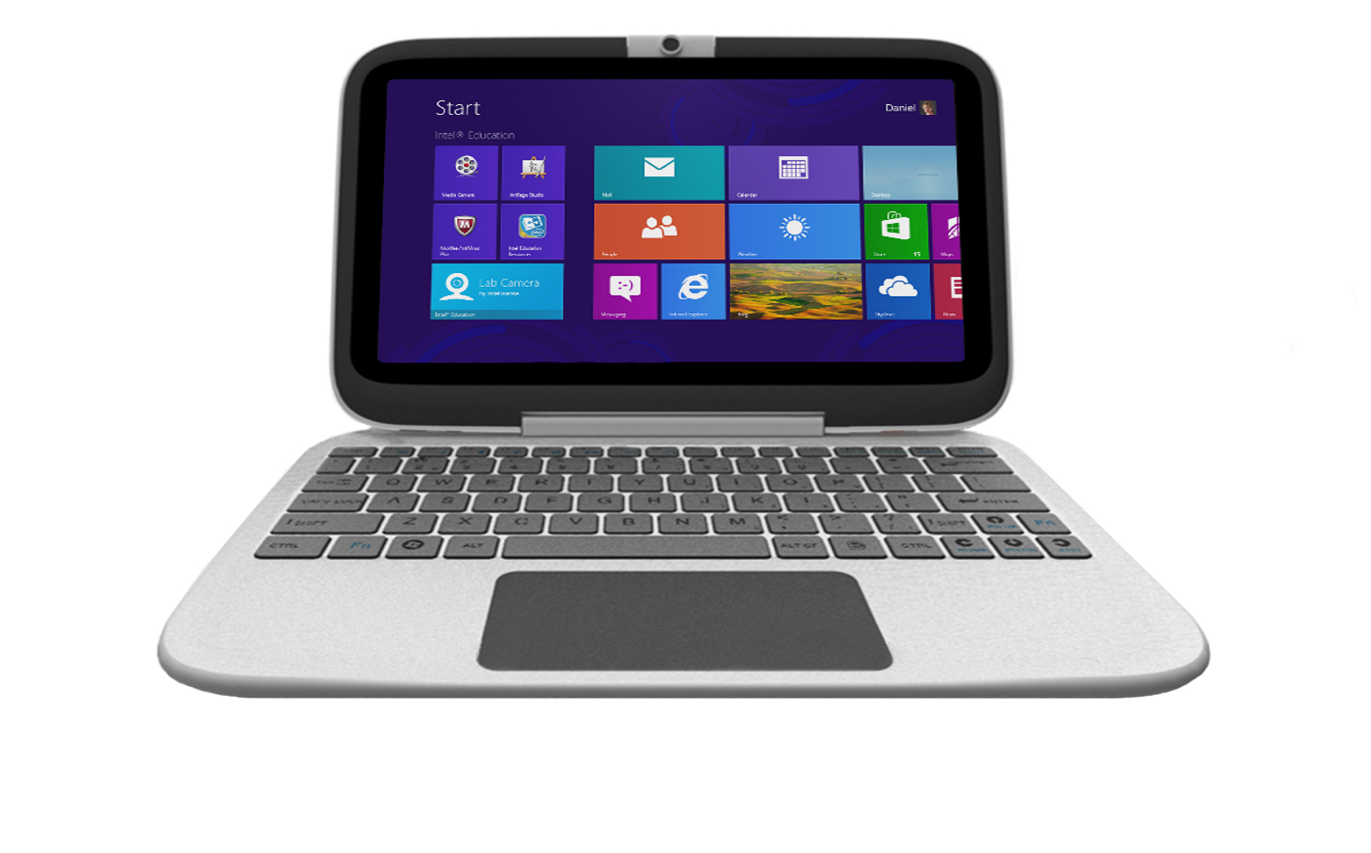 Intel's ruggedized Classmate PC could revolutionize classroom learning.