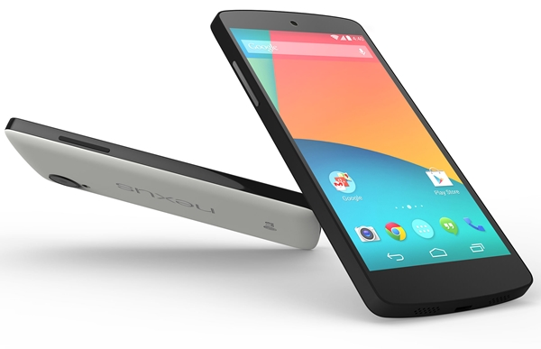 The LG Nexus 5 is powered by a Qualcomm Snapdragon chipset. Will Google switch to MediaTek processors for its future Nexus phones? <br>Image source: Google