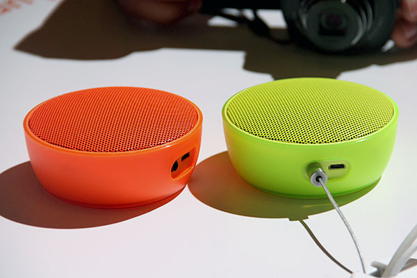 The new Nokia MD-12 Bluetooth speaker (available in several colors, of course) runs for 15 hours on a single charge. Price? US$55.