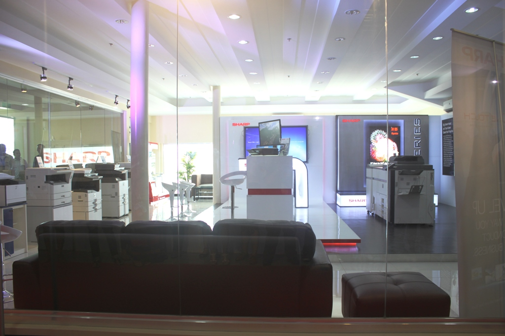 Http Www Hardwarezone Com Ph Tech News Sharp Philippines Opens One Touch Intelligent Hub Solutions