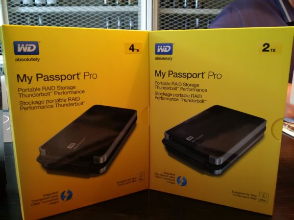 Passport Data Recovery - WD Portable Drives - WD Community