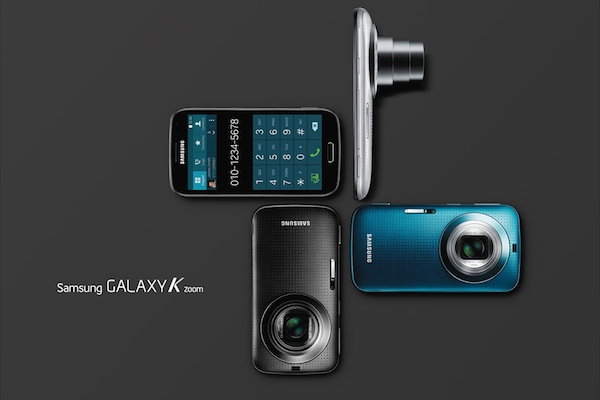 Samsung Unveils the GALAXY K zoom, a 20.7MP Camera ...