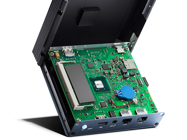 The Intel Gateway Solutions for Internet of Things (IoT) based on the Intel Quark processor.