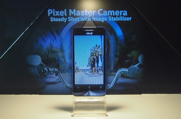 ASUS claims its PixelMaster camera technology will help consumers take more professional quality photos on its new ZenFones.