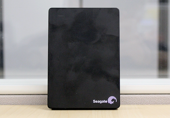 The Seagate Backup Plus Fast is really a super-sized version of their regular Backup Plus drives.