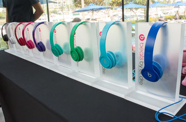 Lots of new color options for the Beats by Dr. Dre Solo - 9 to be precise!