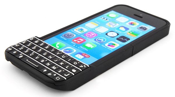 finest selection 56164 a7dff TYPO Keyboard for Apple iPhone 5/5S Available in Singapore from May ...