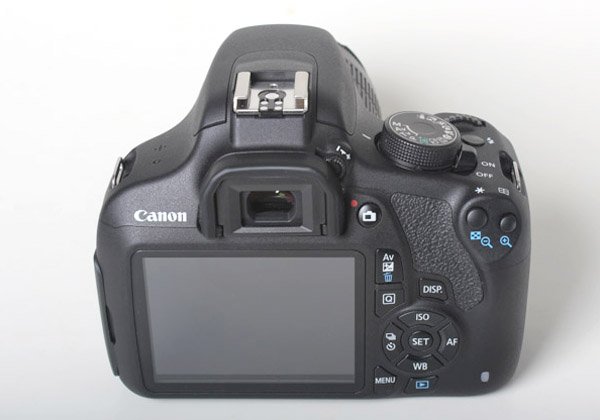 Canon EOS 1200D - A Great First Camera For Beginners
