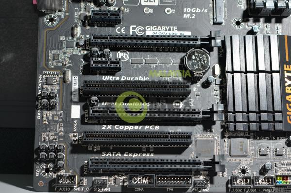 Gigabyte GA-Z97X-UD5H Marvell Storage Linux