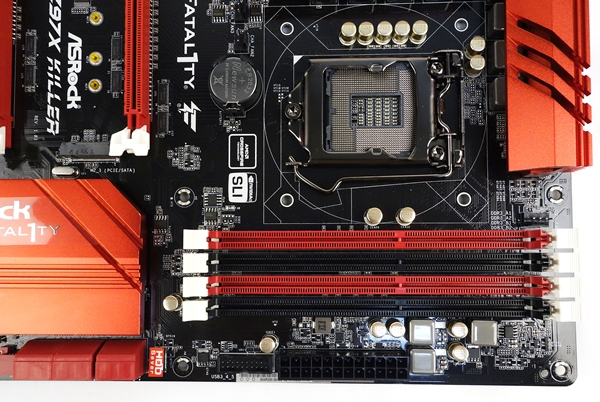 The board supports up to 32GB of system memory.