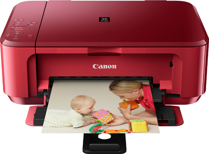 The Canon PIXMA MG3570 is a color inkjet printer, copier, and scanner. All for just RM308.
