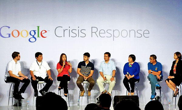 Panel discussion from different organizations, governments, and non-government institutions