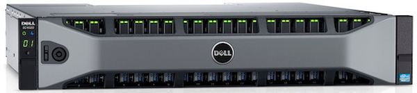 The new Dell Storage SC4000 Series arrays, designed for mid-tier business operations.