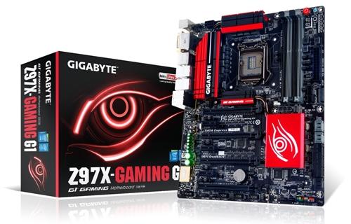 GA-Z97X-Gaming G1 (Image Source: Gigabyte)
