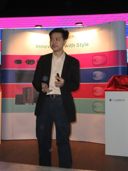 K.P. Sim, Country Manager - Malaysia, Philippines, and Brunei, Logitech.