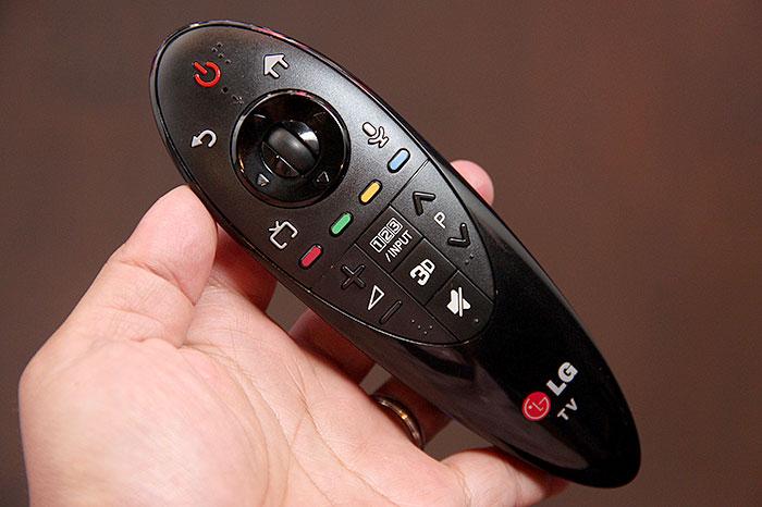 A new smart TV platform calls for a new Magic Remote.