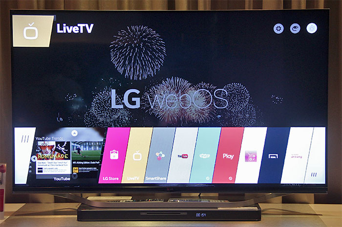 LG's WebOS-running 4K TVs Have Arrived in Singapore - HardwareZone