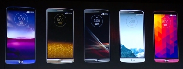 The new LG user interface will have matching themes for the different colors of the G3.