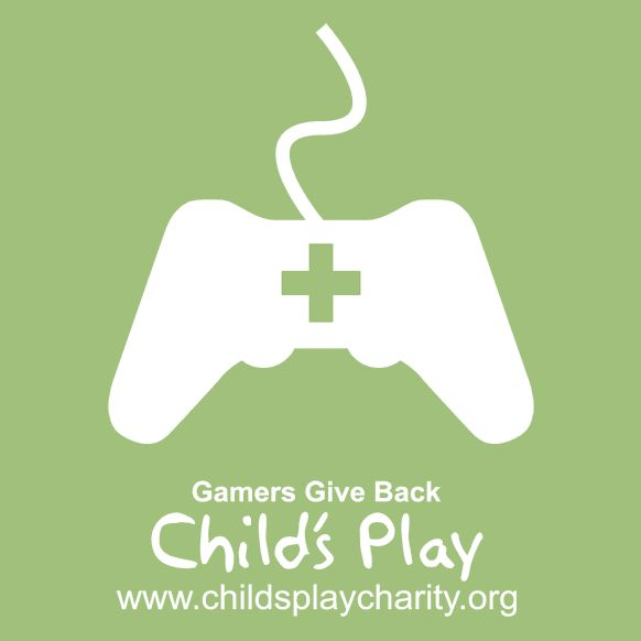 The Child's Play charity was created in 2003 by webcomic Penny Arcade authors, Mike Krahaulik and Jerry Holkins.