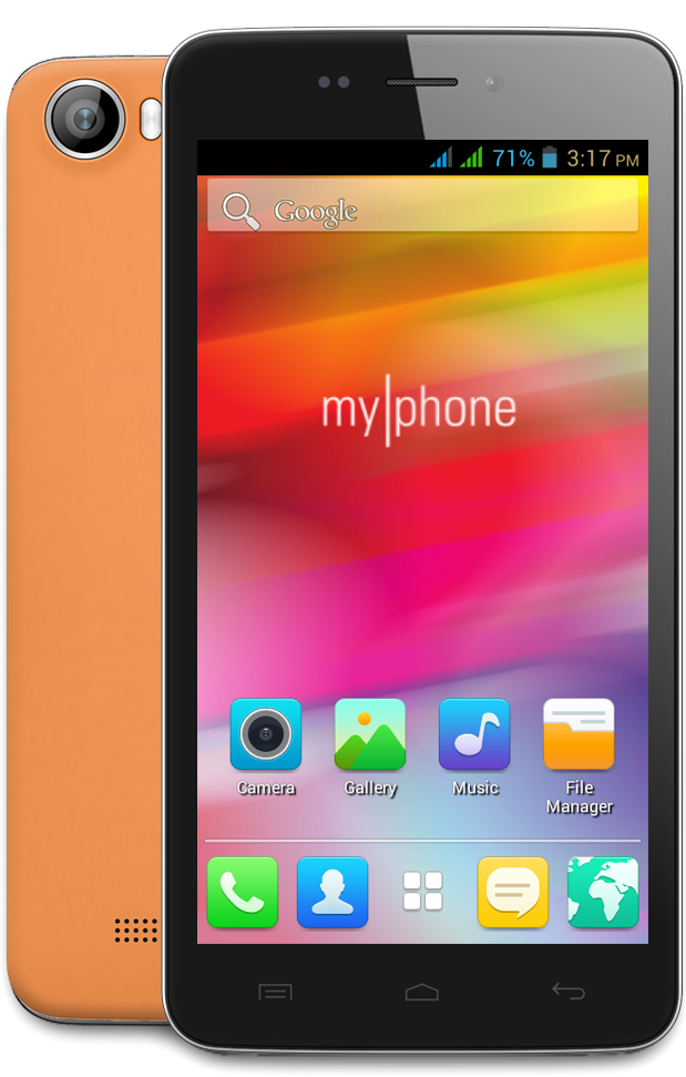 Myphone Agua Rio Fun Launches More Affordable Than Rio