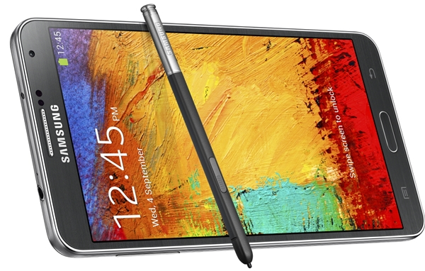 The Samsung Galaxy Note 3 (with software update) is the only device at the moment to support the VoLTE service when it goes live on 31 May. <br>Image source: Samsung