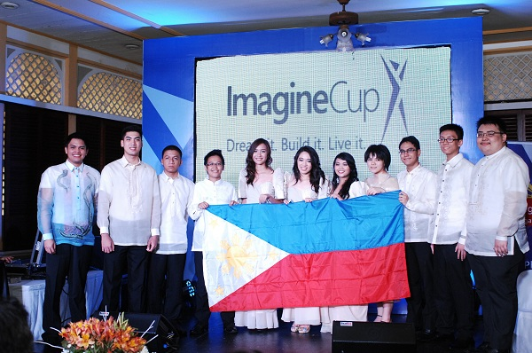 Three teams (Team Tala, Team PewPew, and Team Animus) topped the Games, Innovation, and World Citizenship categories of the Imagine Cup local finals. Winning teams stand tall and eager to represent the Philippines in the Asian Finals.
