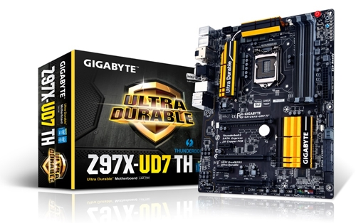 GA-Z97X-UD7 TH (Image Source: Gigabyte)