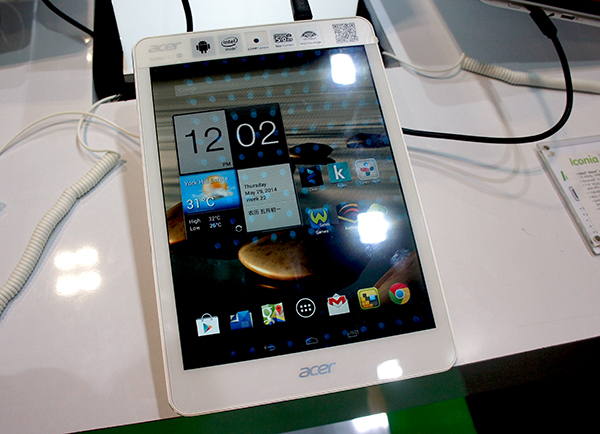 The Iconia A1 has an 8-inch display and runs off a 1.6GHz Intel Atom Z5560 processor and has 16GB of internal storage. It is also preloaded with Android 4.2 Jelly Bean. Best of all, it can be had for just $249, which is just half its usual price!
