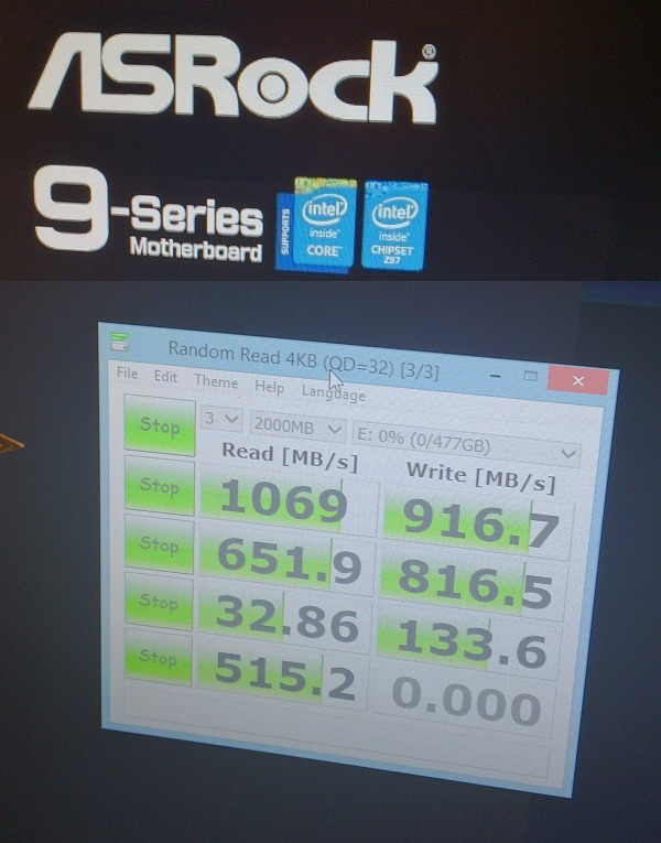 ASRock's Ultra M.2 socket tested!