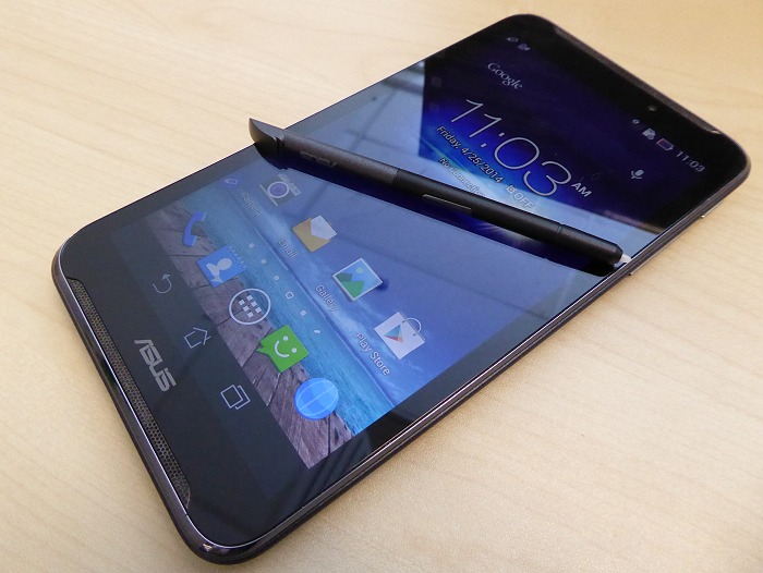 The Asus Fonepad Note 6
