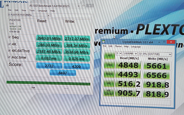 The M6 Pro's performance with PlexTurbo looks great.