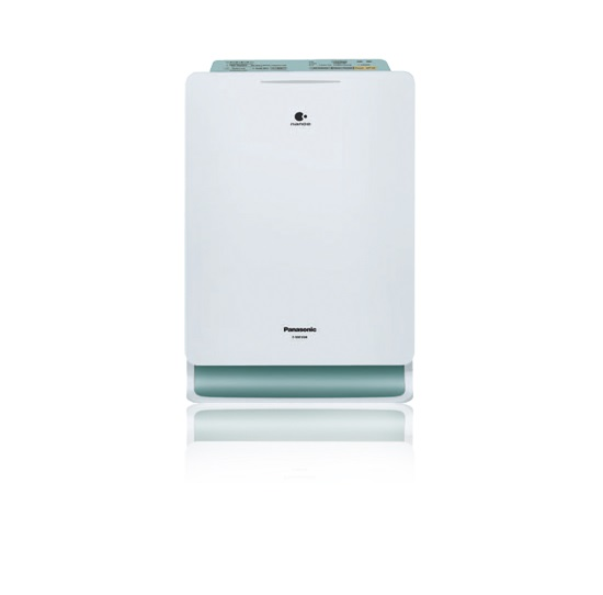 The Panasonic Humidifying Nanoe Air Purifier F-VXF35 has a clean overall design without compromise.