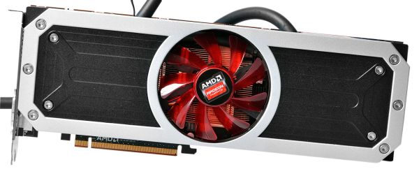 The R9 295X2: the most powerful card ever built by AMD.