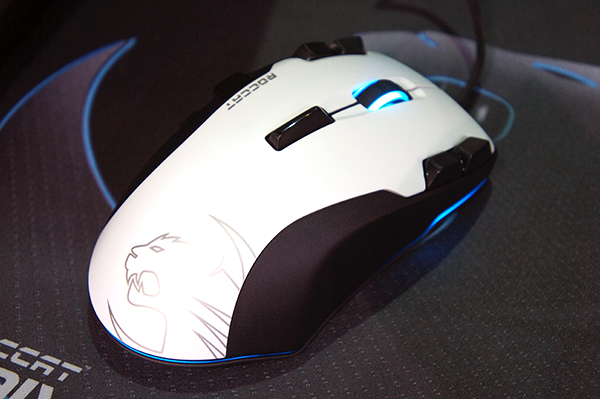 The new Roccat Tyon feels solid to hold and light on its feet.
