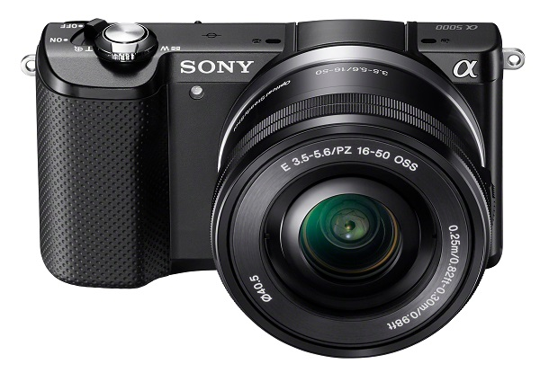 The Sony Alpha 5000 is a great mirrorless camera.
