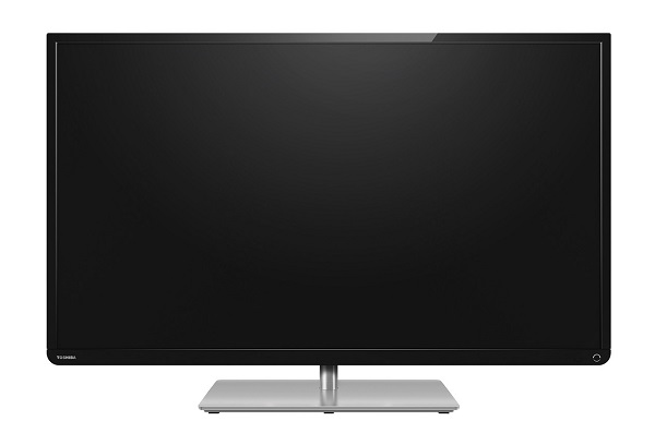 The minimize bezel makes the TV looks clean and elegant.