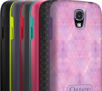 The new OtterBox Symmetry series comes with various color options.