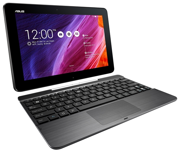 ASUS Transformer Pad TF103C. The S$399 price tag includes the 10.1-inch tablet and its keyboard dock. <br>Image source: ASUS