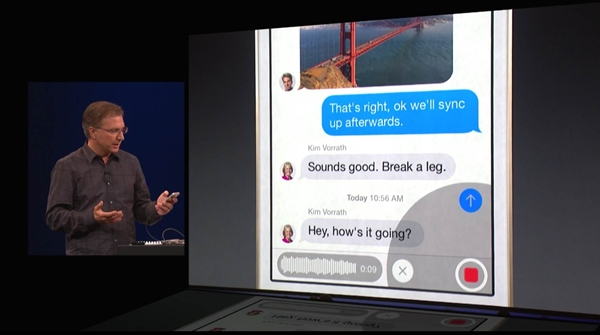 Messages is the most frequently used app on iOS, hence Apple added new functionalities to improve the user experience.