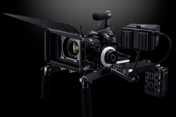 The D810 is meant to be a full-fledged movie recording camera.
