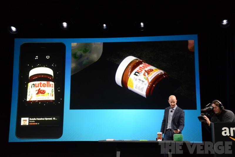 """""""It's a jar of Nutella! Here's a link so you can buy one on Amazon.com"""""""