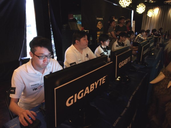 To showcase the performance of their G1 Gaming motherboards, Gigabyte brought in team HKAP and ahq for an exhibition League of Legends match.