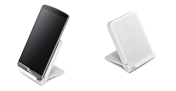 LG is selling the wireless charger for $68. <br> Image source: LG