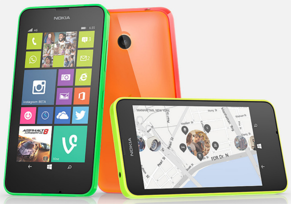 If you're looking to get a budget Windows Phone 8.1 device, know that the Nokia Lumia 635 has already hit local stores, and it's priced at S$239.